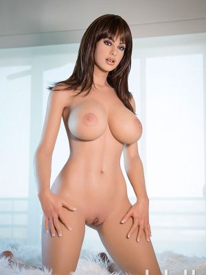 Realistic male sex doll
